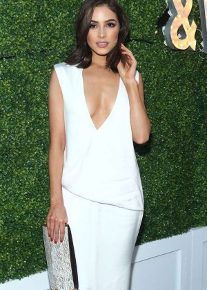 Olivia Culpo - Vanity Fair and Guess Summer Soiree in New York
