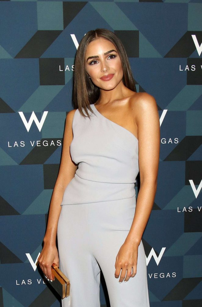 Olivia Culpo - W Las Vegas Hosts Grand Opening Celebration in Las Vegas