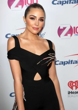 Olivia Culpo - Z100's iHeartRadio Jingle Ball 2016 in New York