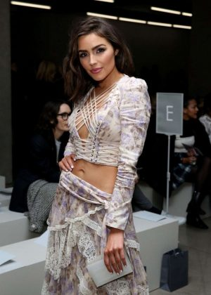 Olivia Culpo - Zimmermann Show at 2017 NYFW in New York