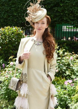 Olivia Grant - Day 1 of Royal Ascot at Ascot Racecourse in Ascot