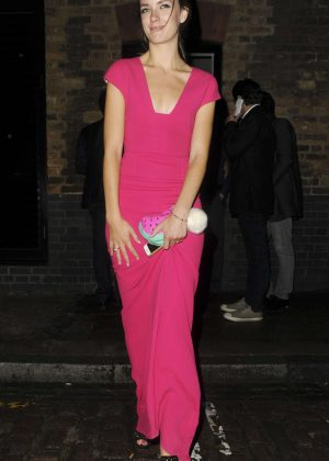 Olivia Grant - V&A Summer Party at Victoria and Albert Museum in London