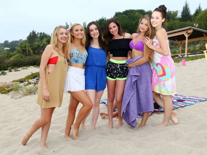 Olivia Holt 18th Birthday Party 11 GotCeleb