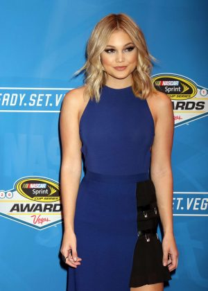 Olivia Holt - 2016 Nascar Sprint Cup Series Awards in Las Vegas