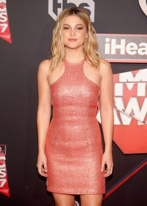 Olivia Holt - 2017 iHeartRadio Music Awards in Los Angeles