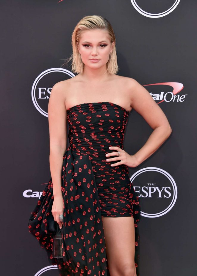 Olivia Holt - 2018 ESPY Awards in Los Angeles