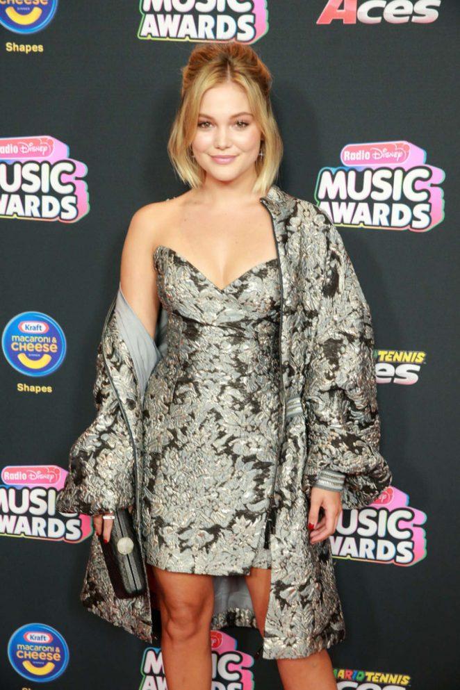 Olivia Holt - 2018 Radio Disney Music Awards in Hollywood