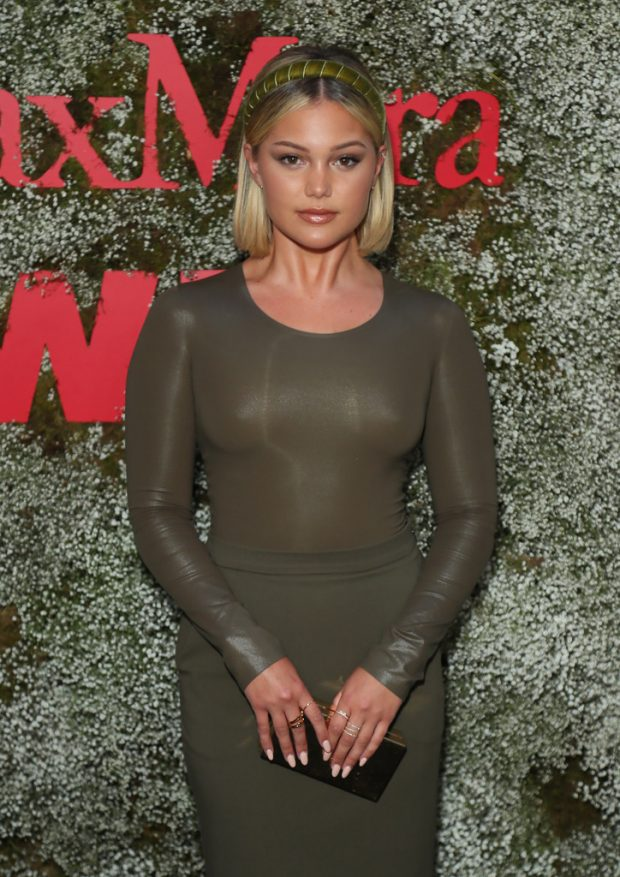 Olivia Holt - 2019 InStyle and Max Mara Women In Film Celebration in Los Angeles