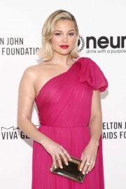 Olivia Holt - 2020 Elton John AIDS Foundation Oscar Viewing Party in LA