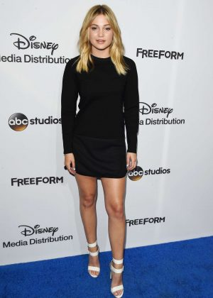 Olivia Holt - ABC International Upfronts 2017 in Burbank