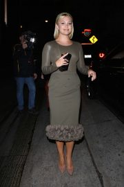 Olivia Holt - Arrives at InStyle and Max Mara Women In Film Celebration in LA