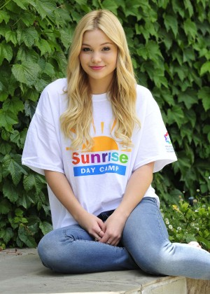 Olivia Holt by Michael Simon Photoshoot 2015 -06