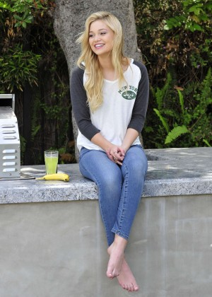 Olivia Holt by Michael Simon Photoshoot 2015 -20