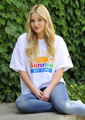 Olivia Holt by Michael Simon Photoshoot 2015 -23