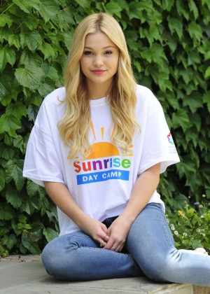Olivia Holt by Michael Simon Photoshoot 2015 -44