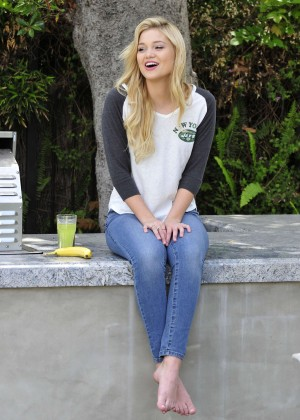 Olivia Holt by Michael Simon Photoshoot 2015 -65