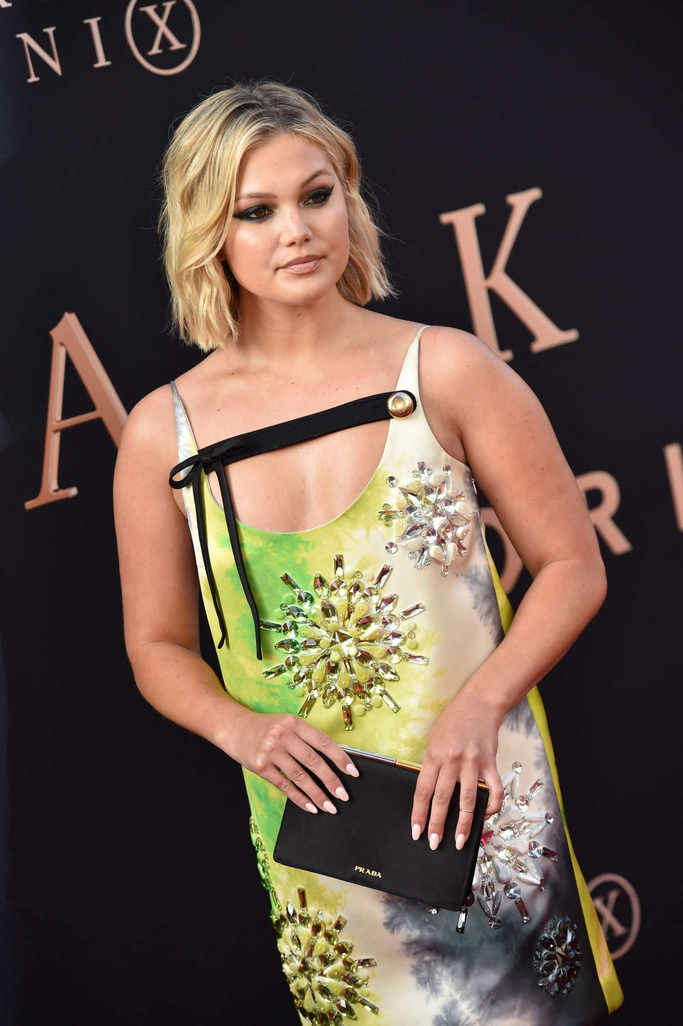 Olivia Holt - 'Dark Phoenix' Premiere in Los Angeles