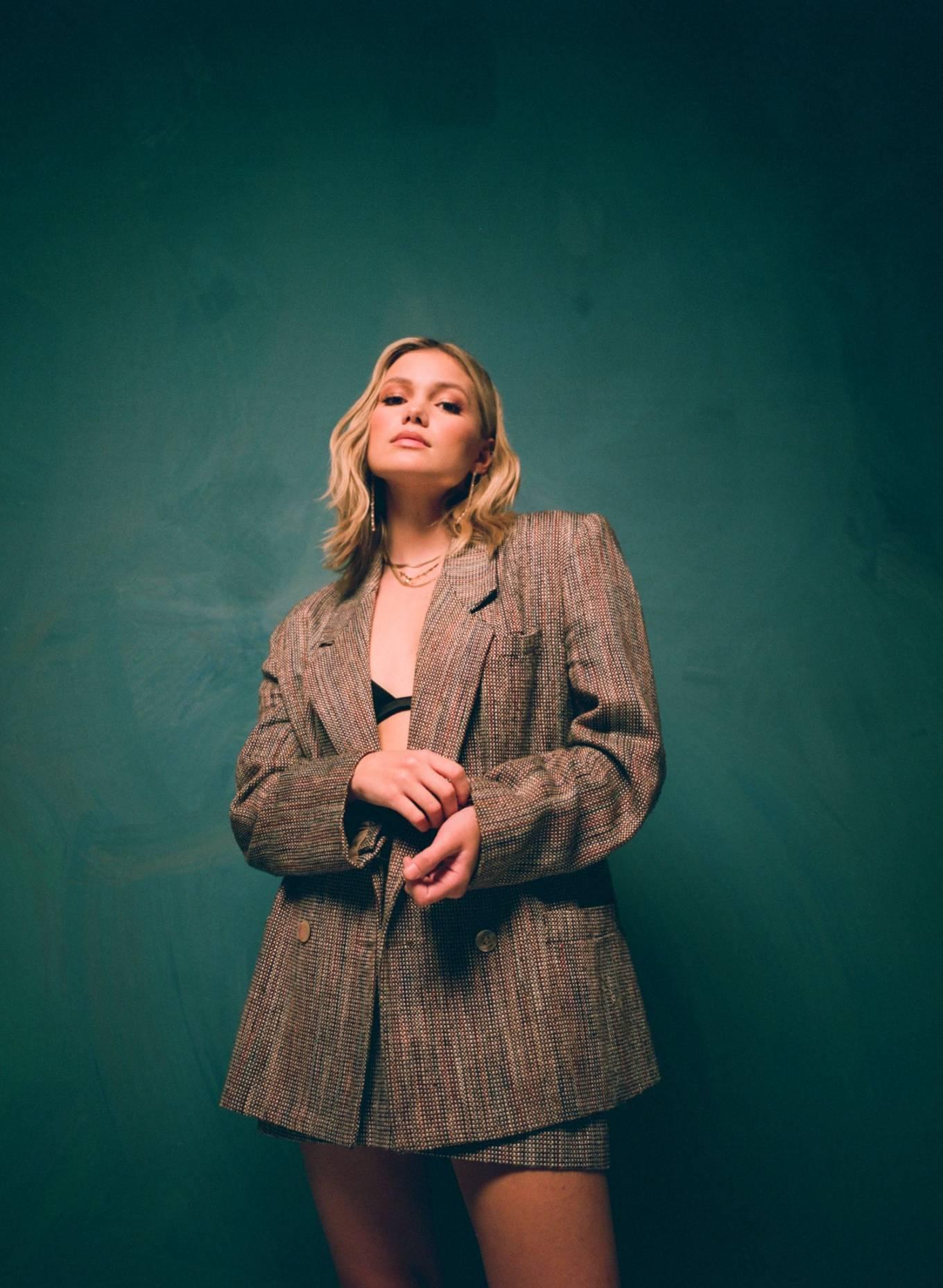 Olivia Holt - Diego Andrade photoshoot (January 2021)