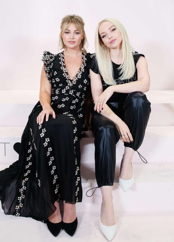 Olivia Holt 2019 : Olivia Holt – Giambattista Valli x H&M Shopping Party-02