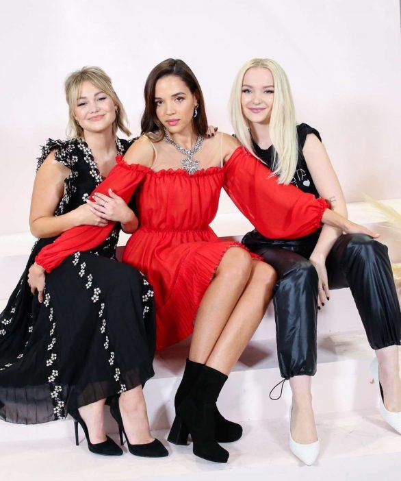 Olivia Holt 2019 : Olivia Holt – Giambattista Valli x H&M Shopping Party-03