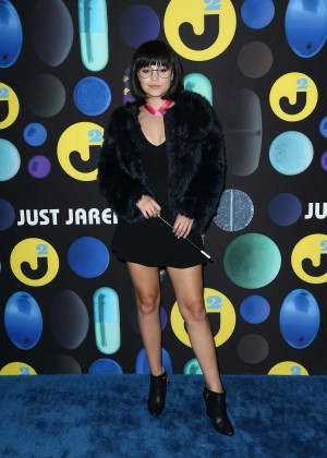 Olivia Holt - Just Jared Halloween Party in Hollywood