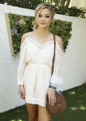 Olivia Holt - Levi's at Coachella 2016 in Indio