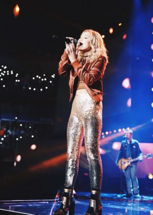 Olivia Holt - Performing at We Day Vancouver