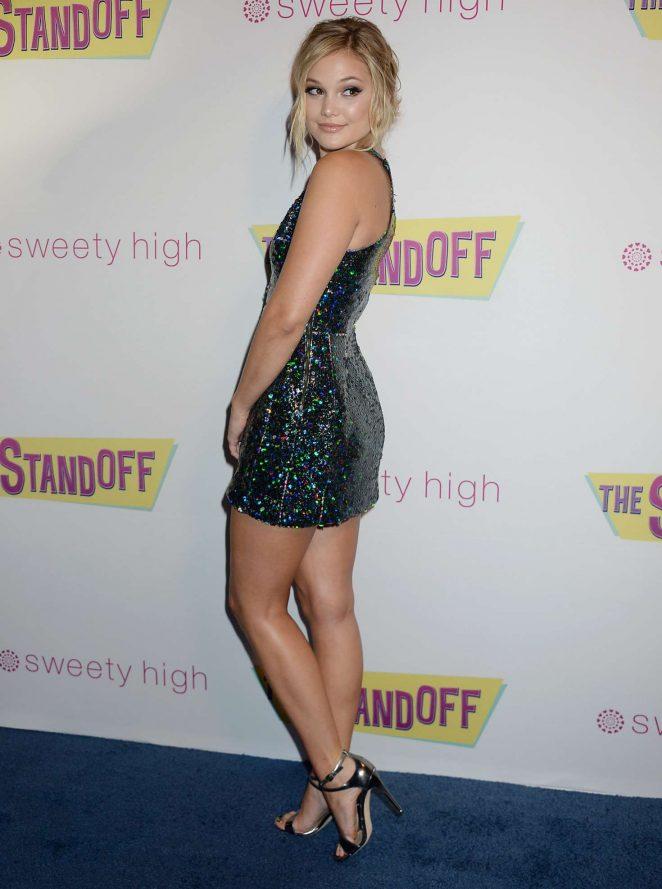 Olivia Holt: The Standoff LA Premiere -34