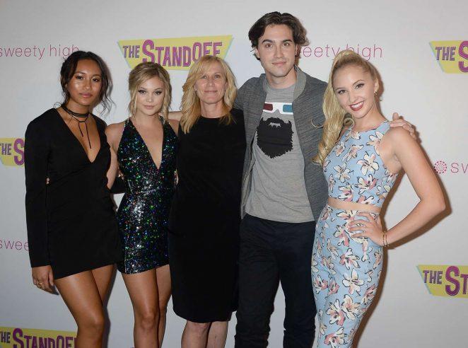 Olivia Holt: The Standoff LA Premiere -47