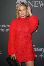 Olivia Holt - Walt Disney Television Upfront Presentation in NYC