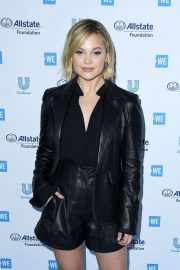 Olivia Holt - WE Day California 2019 at the Forum in Inglewood