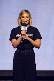 Olivia Holt - WE Day in Chicago