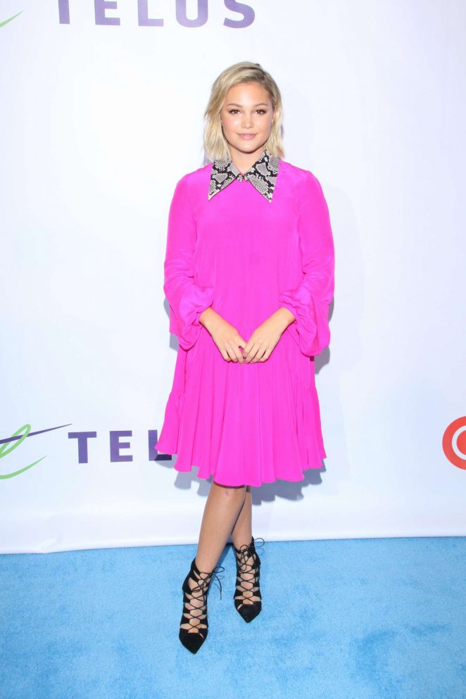 Olivia Holt – WE/Day Toronto and the WE Carpet in Toronto
