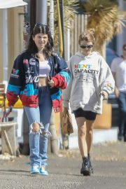 Olivia Jade and Isabella Rose Giannulli - Out for brunch in Beverly Hills
