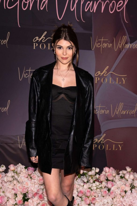 Olivia Jade - Oh Polly feat. Victoria Villarroel Launch in West Hollywood