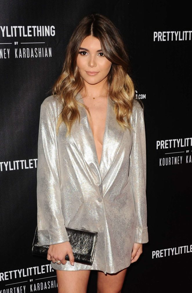 Olivia Jade - PrettyLittleThing Launch Party in Los Angeles