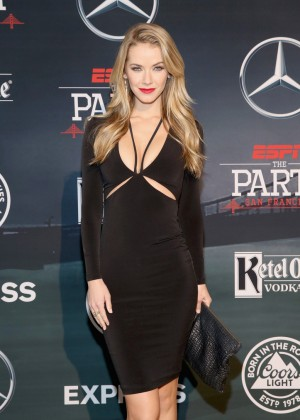 Olivia Jordan - 2016 ESPN The Party For Super Bowl in San Francisco