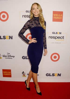 Olivia Jordan - 2016 GLSEN Respect Awards in Los Angeles