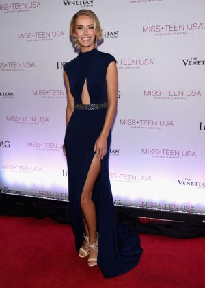 Olivia Jordan - 2016 Miss Teen USA Competition in Las Vegas