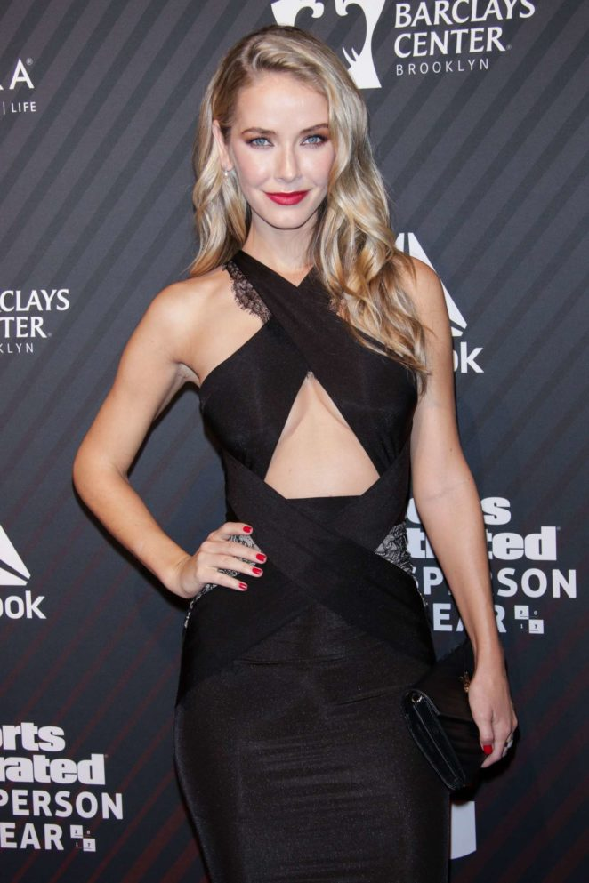 Olivia Jordan – 2017 SI Sportsperson of the Year Awards in New York