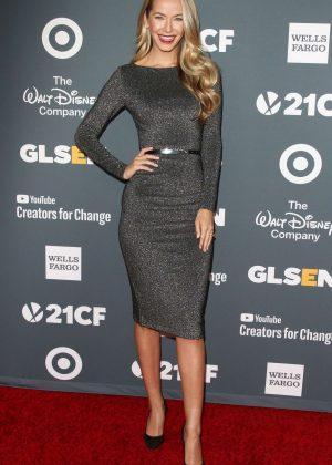 Olivia Jordan - 2018 GLSEN Respect Awards in Los Angeles