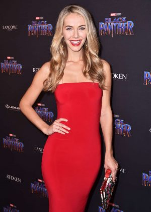 Olivia Jordan - 'Black Panther' Welcome to Wakanda NYFW Showcase in New York