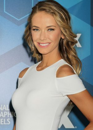 Olivia Jordan - Fox Network 2016 Upfront Presentation in New York