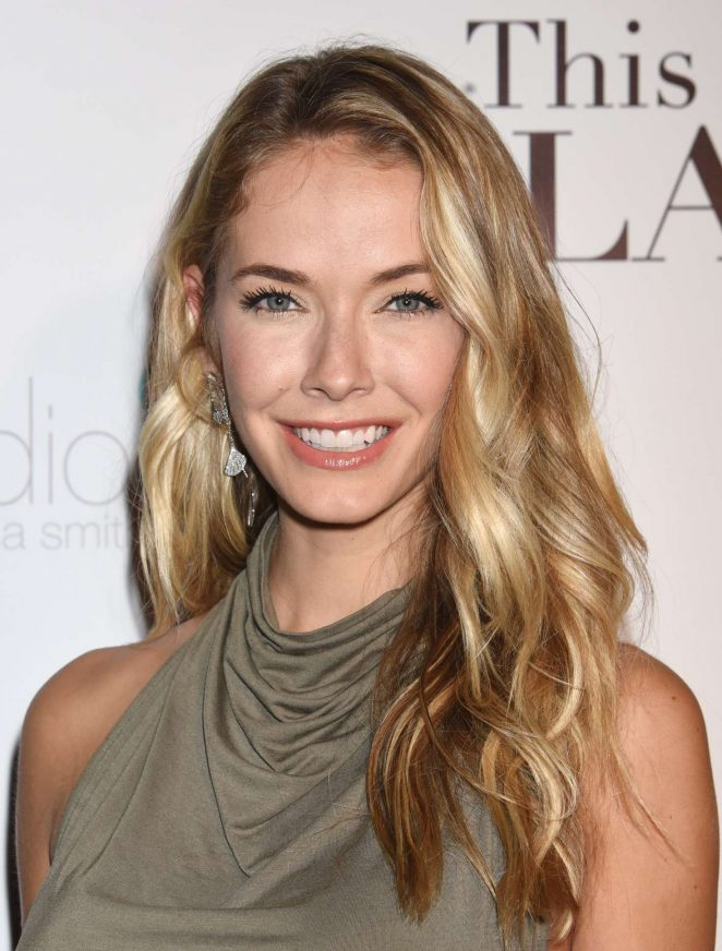 Olivia Jordan: This is LA Premiere Party -11