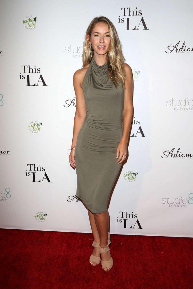 Olivia Jordan: This is LA Premiere Party -12