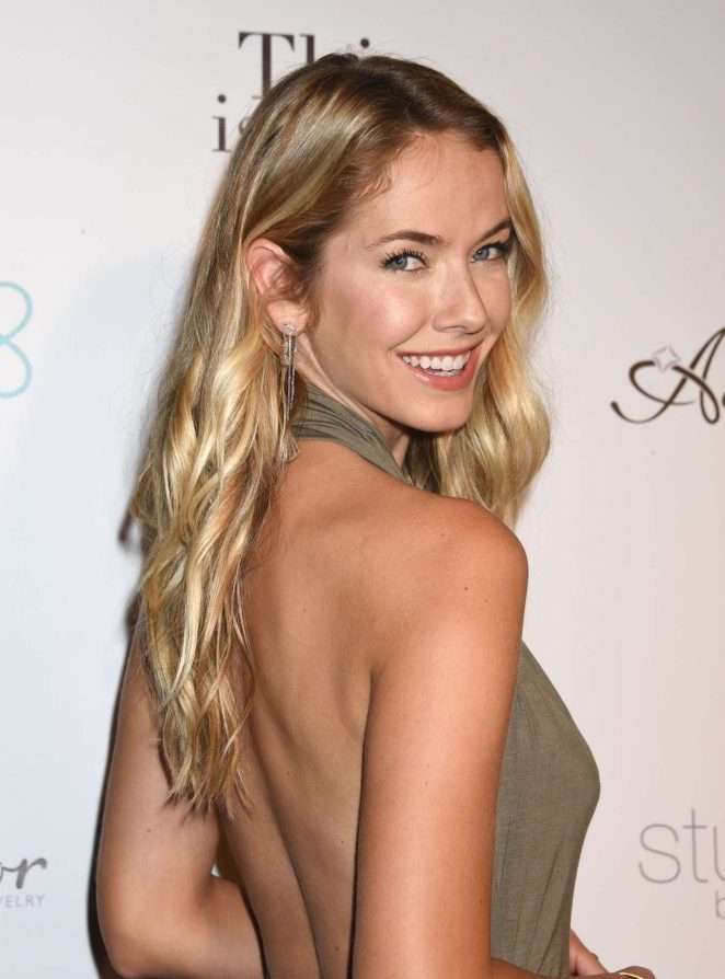 Olivia Jordan: This is LA Premiere Party -16