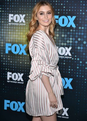 Olivia Macklin - 2017 FOX Upfront in NYC