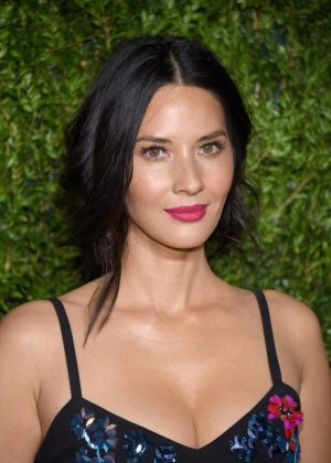 Olivia Munn - 13th Annual CFDA/Vogue Fashion Fund Awards in NY