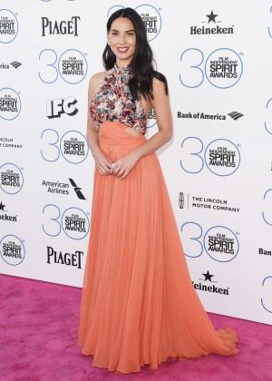 Olivia Munn - 2015 Film Independent Spirit Awards in Santa Monica