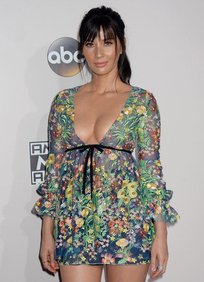 Olivia Munn - 2016 American Music Awards in Los Angeles